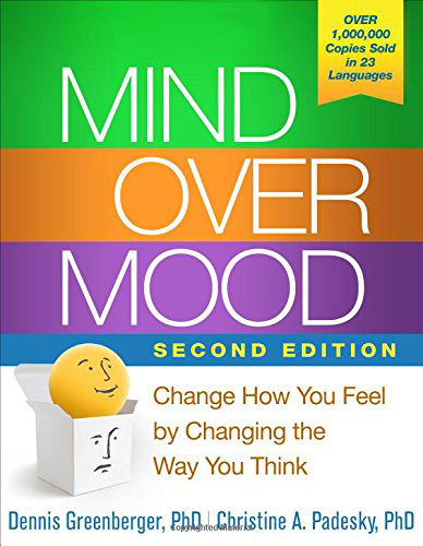 Mind over Mood by Greenberger & Padesky